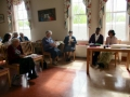 Meeting in Newbridge
