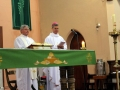 1 Mass in Parish church