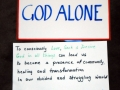 Spirit of God Alone