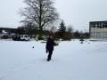 Newbridge Convent snowbound