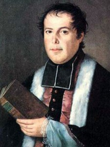 Pierre Bienvenu Noailles was an enthusiastic young priest of Bordeaux who, at the age of 27, began to found what he then called the Association of the Holy Family
