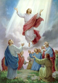 The Ascension Of Our Lord Holy Family Of Bordeaux