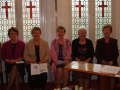 Claiare, Catherine, Carmel, Gemma, Kathleen