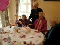 Srs. Sheila, Frances, Maureen and Esther Delaney