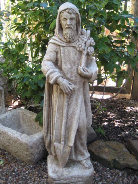St Fiacre.